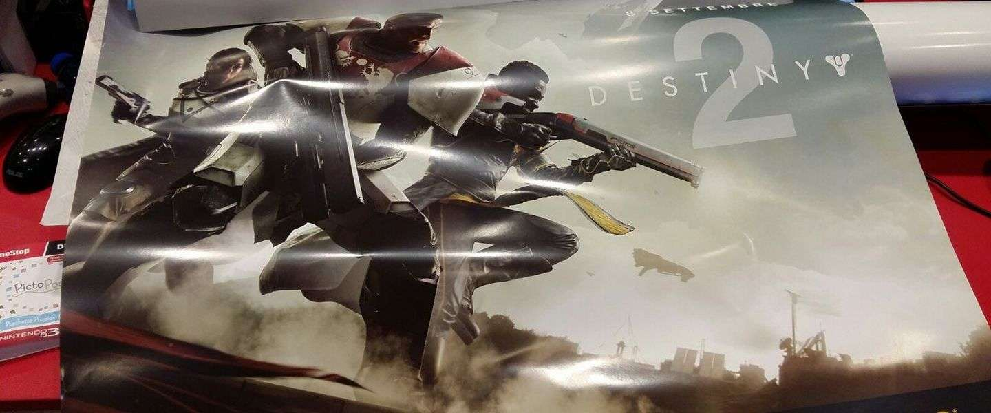 Lek: 'Destiny 2 in september'