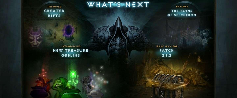 Blizzard experimenteert met microtransacties in Diablo III