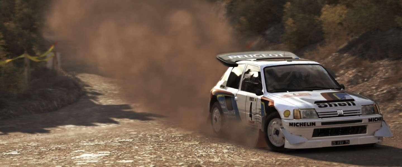 Dirt Rally doet stofwolken opwaaien