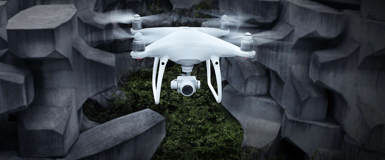 DJI drones vliegen straks minder ver als je niet registreert