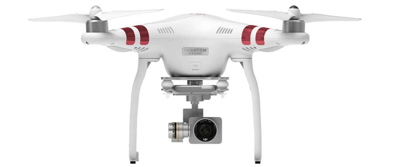 DJI komt met Phantom 3 drone voor beginners