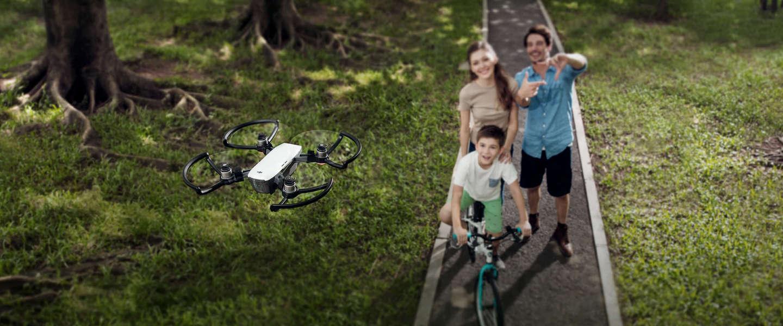 DJI lanceert hun kleine maar fijne drone: de Spark