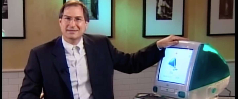 Bekijk de trailer voor Steve Jobs: The Man in the Machine