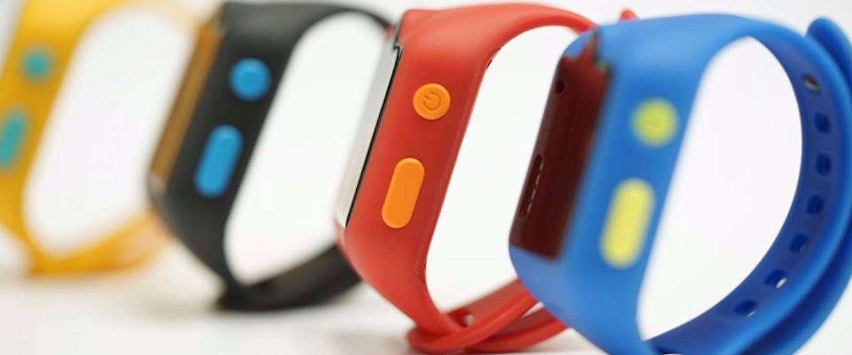 DokiWatch: een smartwatch voor kinderen