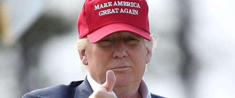 Trump zegt dat er geen president slechter behandeld is dan hij