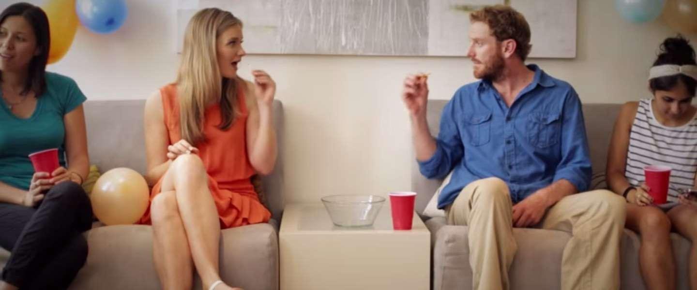 De nieuwe Doritos video heeft 1.5 mio views in 48 uur, en dat is niet zonder reden