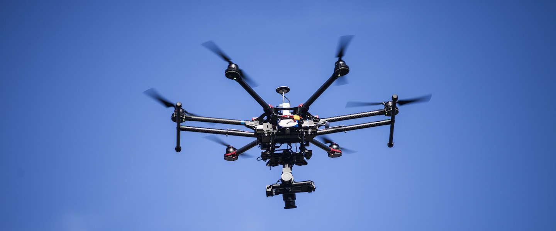 Frankrijk zet anti-drone technologie in tijdens EK 2016