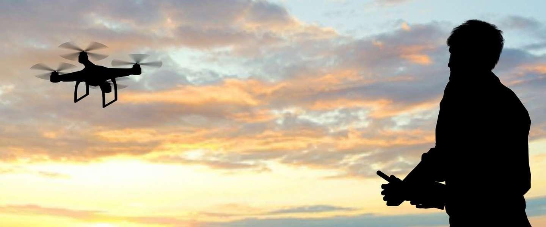 Anoniem met een drone vliegen zal binnenkort niet meer kunnen