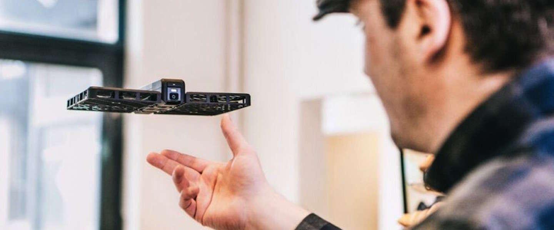 Dit is de nieuwe selfie stick: de selfie drone