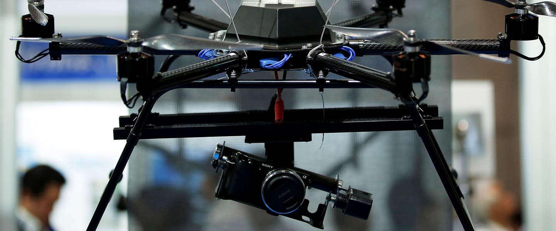 Sony stort zich in 2016 op de markt van zakelijke drones