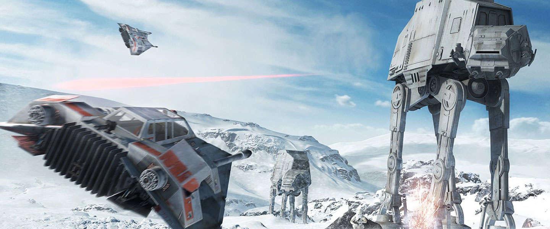 E3: EA speelt op safe met Star Wars
