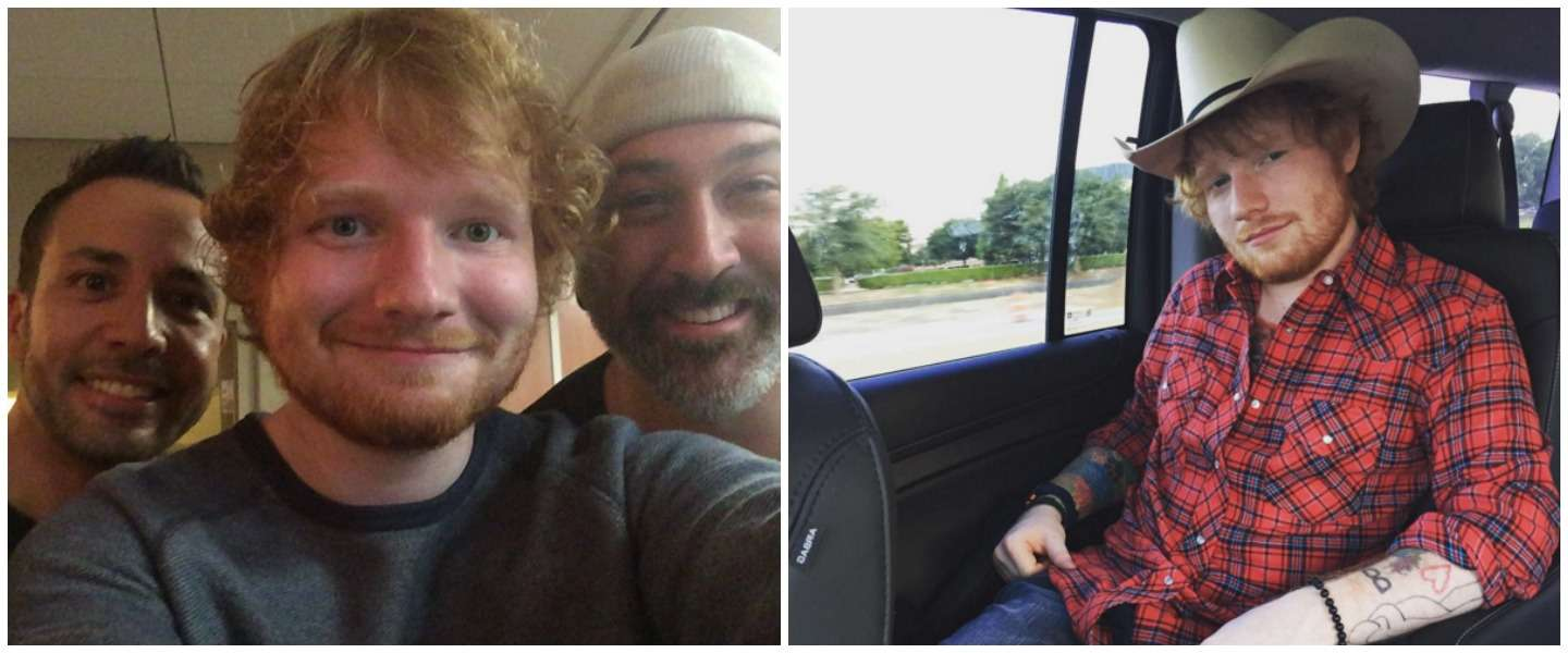 Ed Sheeran stopt met social media