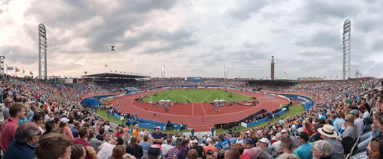 EK Atletiek 2016 in Amsterdam groot succes