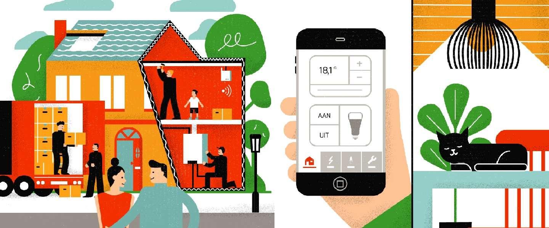Het ultieme slimme huis in 7 stappen