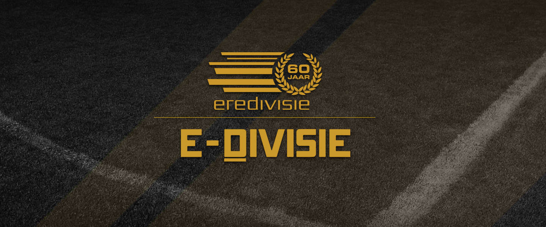 Eredivisie lanceert 1 februari FIFA 17 officiële E-sports divisie
