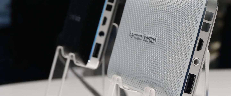 De nieuwe draagbare Harman Kardon Esquire Mini kwalitatief en bijzonder stijlvol