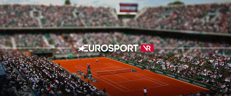 Sport intenser beleven: Eurosport lanceert eigen Virtual Reality app