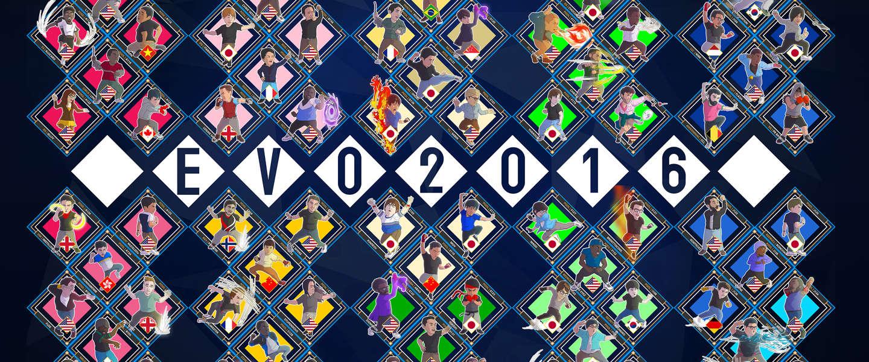 EVO 2016: het WK vechtspellen in volle gang