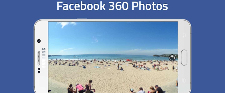 Binnenkort 360 gradenfoto's uploaden op Facebook