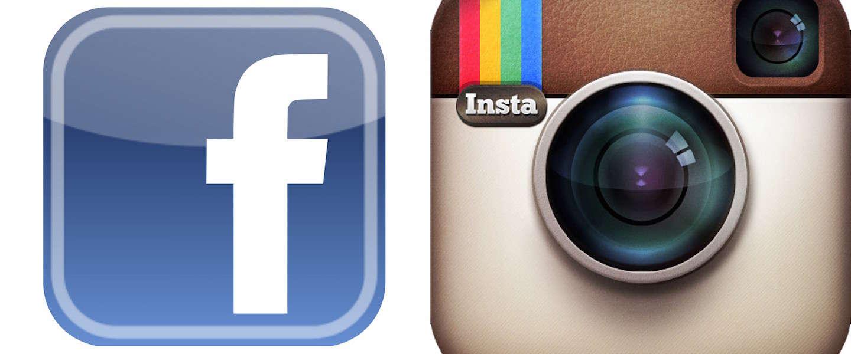 Facebook & Instagram zijn down