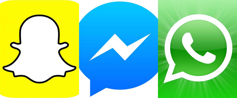 Facebook Messenger groter dan WhatsApp onder millenials