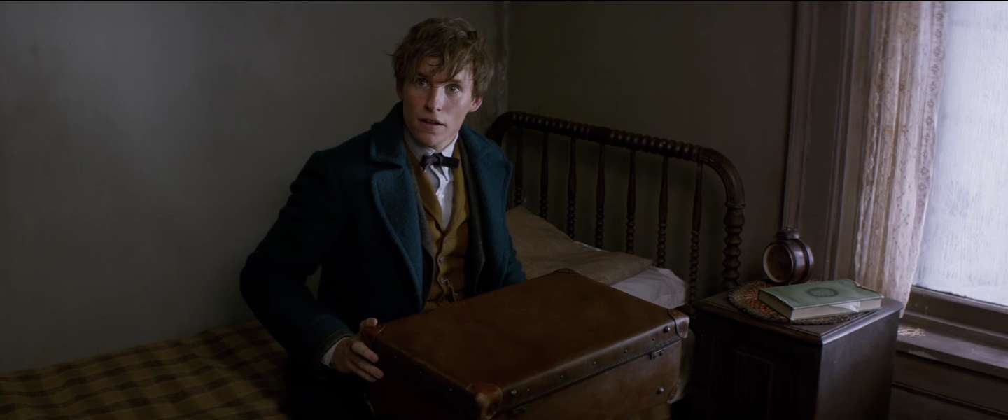 Eerste trailer Fantastic Beasts and Where to Find Them