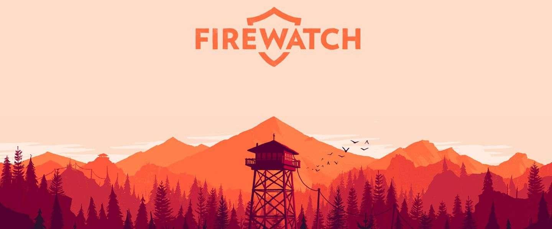 Firewatch is een mooi plaatje