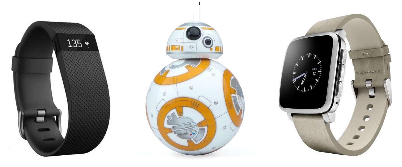 Winnen van de Sint: dicht en maak kans op een Pebble, Fitbit of Star Wars BB-8