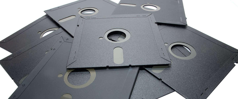 Bizar: Amerikaanse overheid gebruikt nog steeds floppy's