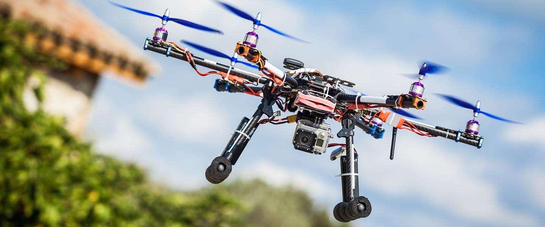 Na Cat-vertising nu ook Drone-vertising