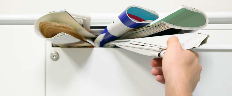 Folder blijft populair en zet aan tot actie