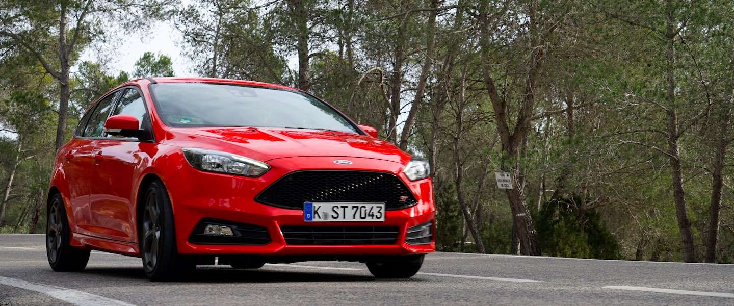 Ford Focus ST, de definitie van een hot hatch