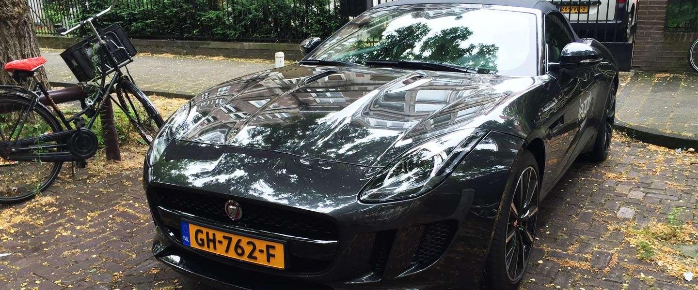 De Jaguar F-TYPE Experiece