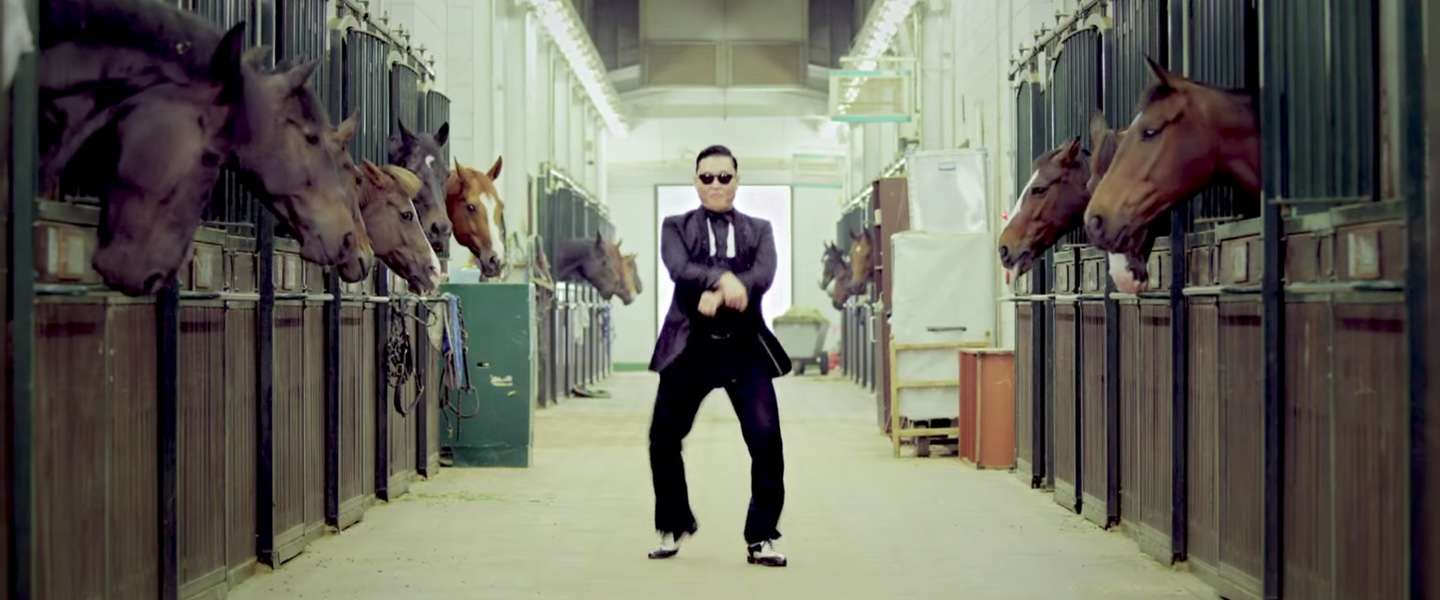 Gangnam Style Official Music Video - 2012 PSY