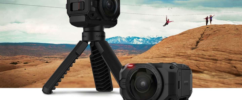 Garmin introduceert de VIRB 360 camera