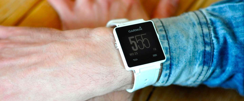 Review Garmin smartwatch vívoactive