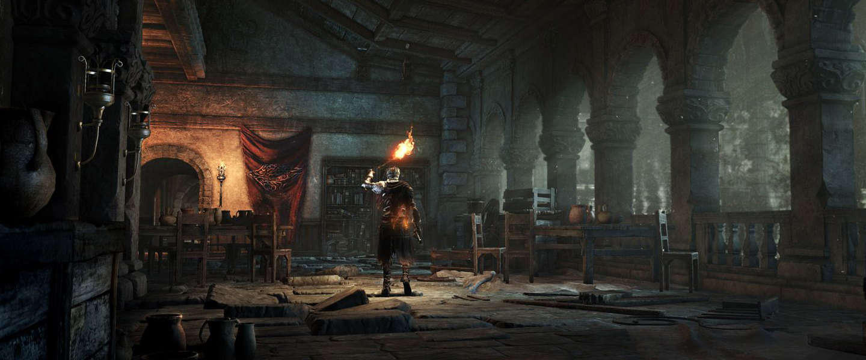 Dark Souls 3 dendert mooi door