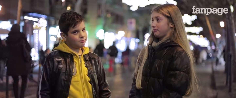 Viral video: Wat gebeurt er als je een jongetje vraagt een meisje te slaan?