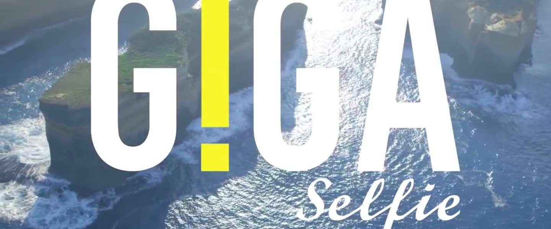 Giga selfie, 's werelds grootste selfie service