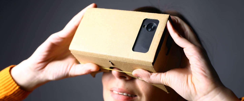 Google over het succes van Cardboard