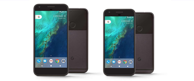 Gerucht: Google bezig met drie versies opvolger van de Pixel