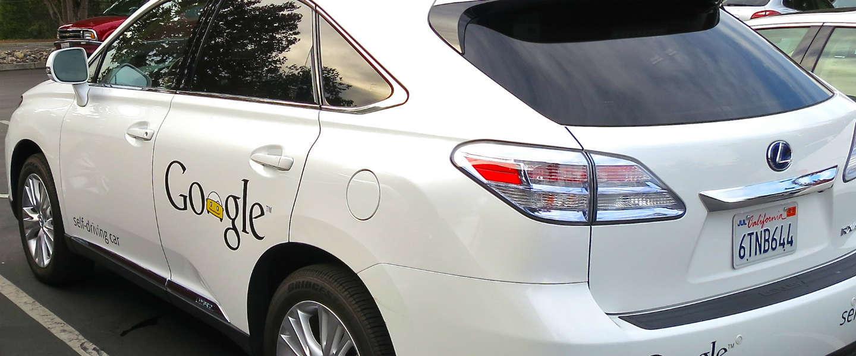 Google heeft nog flink wat issues met de zelfrijdende auto