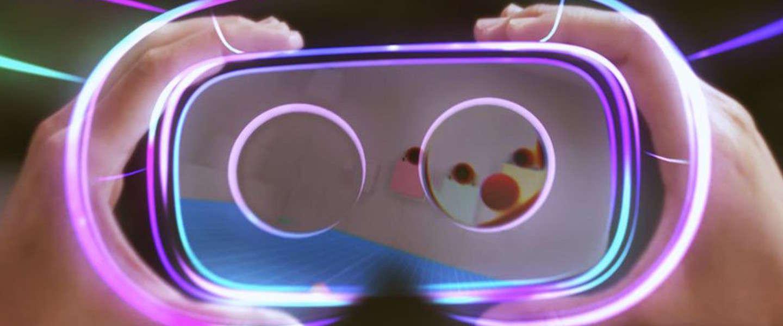 Google's nieuwe virtual reality bril lijkt een game changer