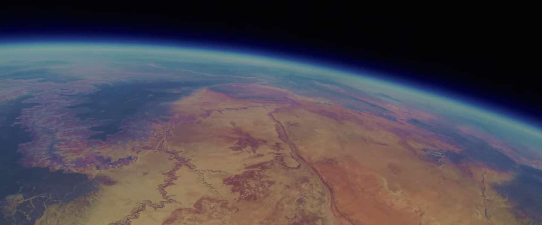 Fenomenale GoPro-beelden vanuit de ruimte
