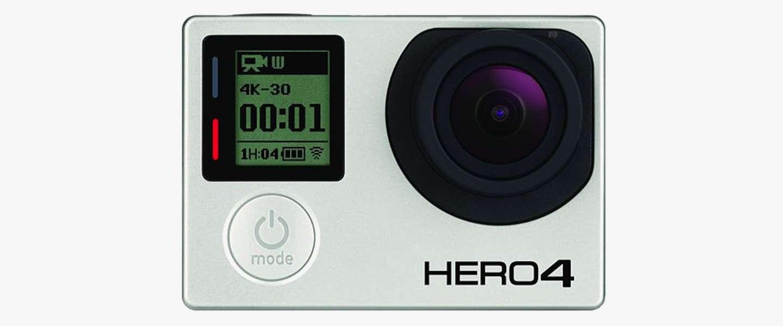 GoPro introduceert HERO4
