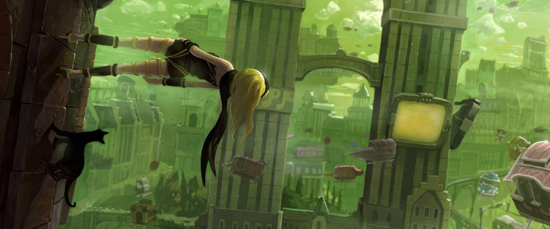 Gravity Rush Remastered: onvervalst plezier