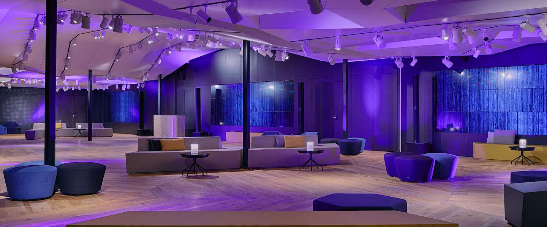 W Amsterdam Hotel lanceert 'Great Room'