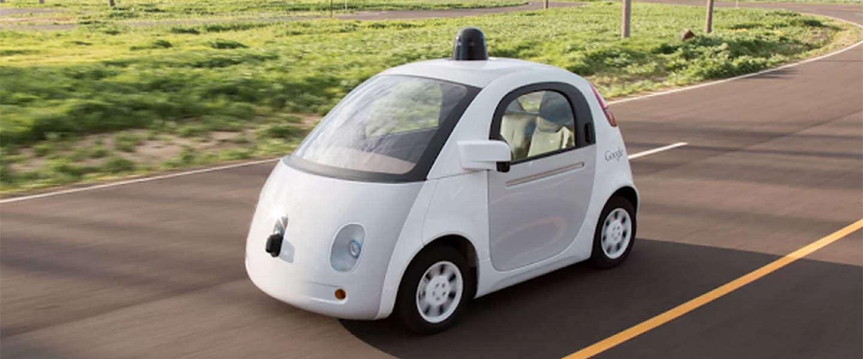 Google richt autobedrijf op: Google Auto