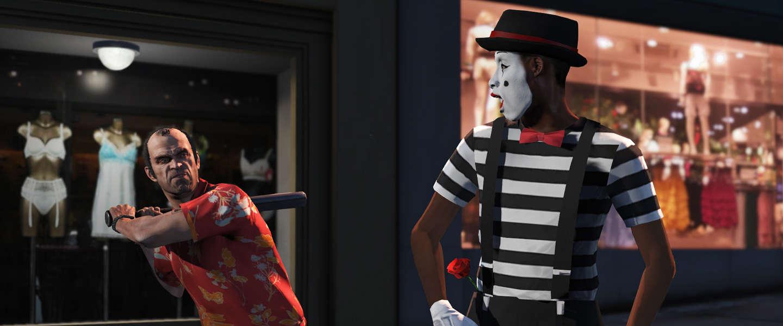 GTA V krijgt first-person mode