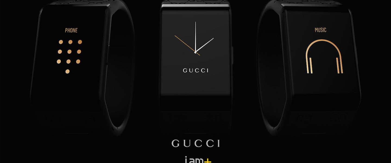 Will.i.am werkt samen met Gucci voor Smart Band